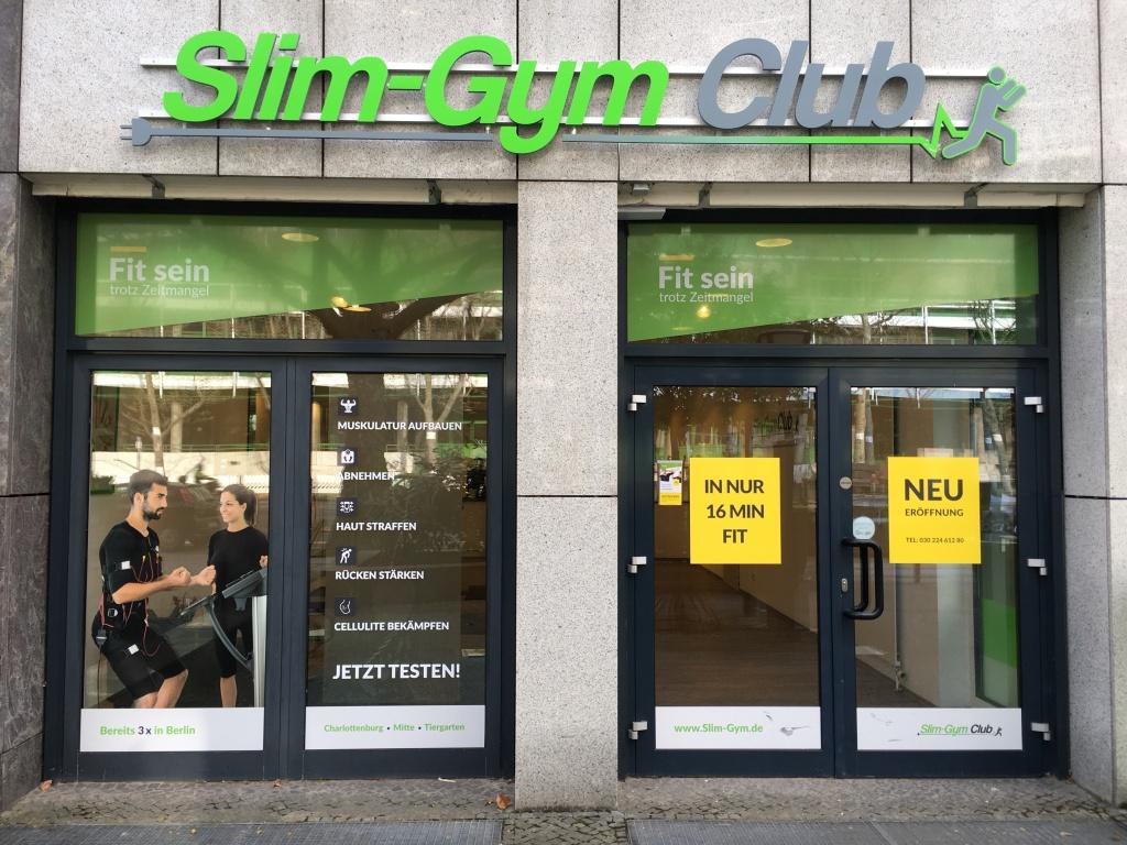Eröffne kein einfaches EMS-Studio, sondern einen Slim-Gym Club
