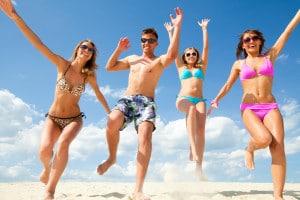 Wie Sie schnell und gesund zur Strandfigur gelangen