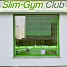 In den Club Bildern finden Sie den Slim-Gym Club Mitte in der Außendarstellung