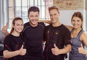 Slim-Gym Team stellt sich vor