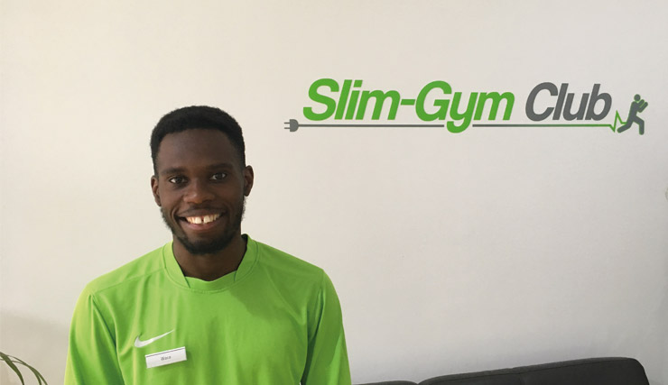 Slim-Gym Club Personal Trainer Woco