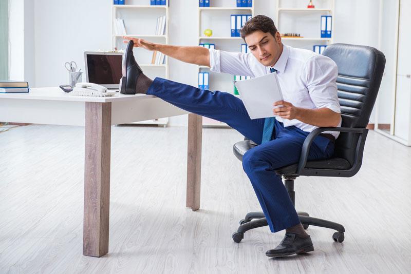EMS Personal Training für Unternehmen