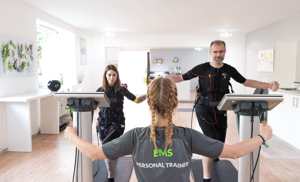 ems training bei slim-gym in berlin