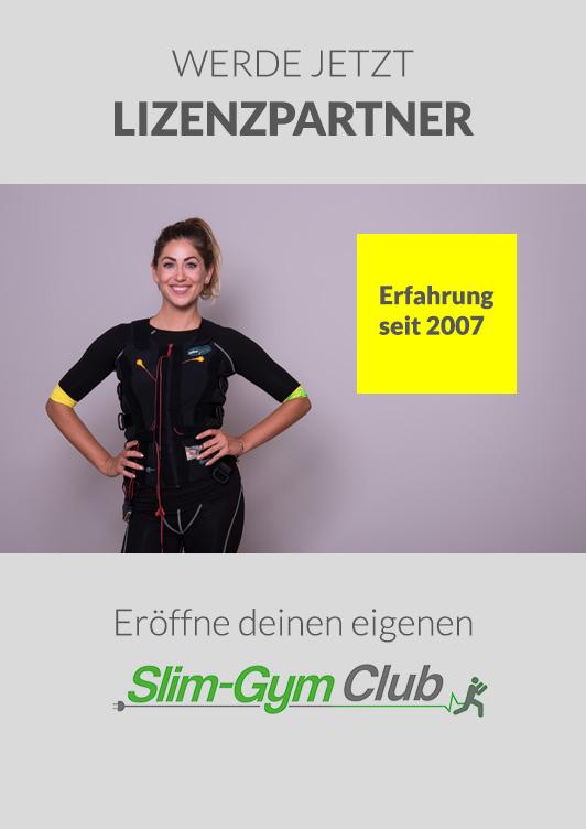 Eröffne deinen eigenen Slim-Gym Club