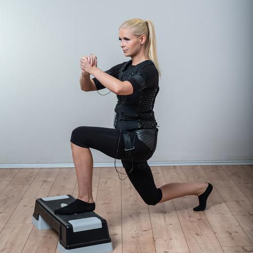 Effektiv abnehmen mit EMS Training bei Slim-Gym.