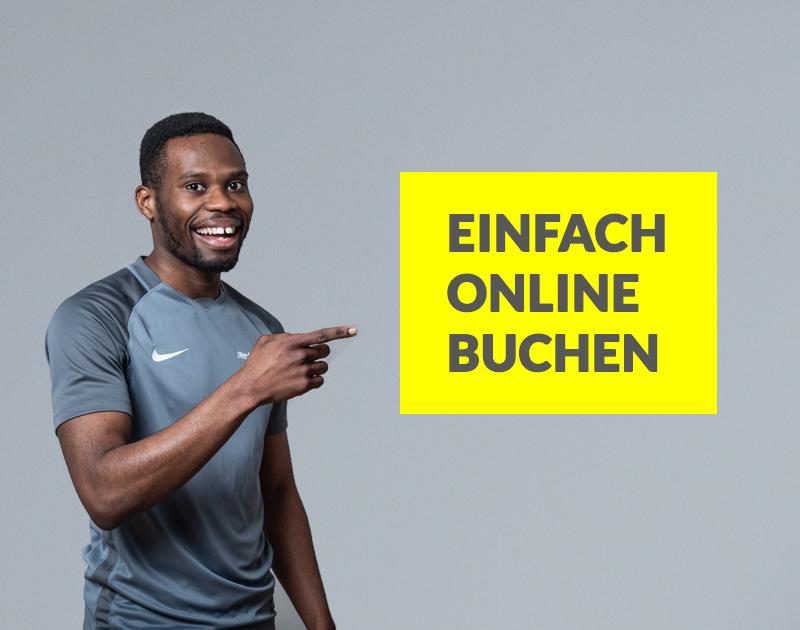 Online termine bei Slim-Gym buchen